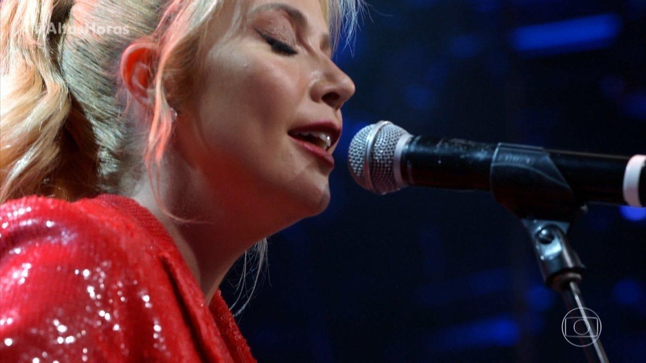Luiza Possi canta 'Volta pra Mim'