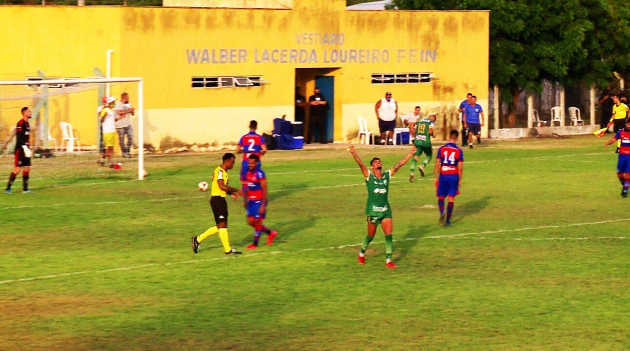 Maior momento da carreira: Tonet comandou o Altos na goleada por 5 a 1 sobre o Marcílio Dias no jogo do acesso; vejs os gols