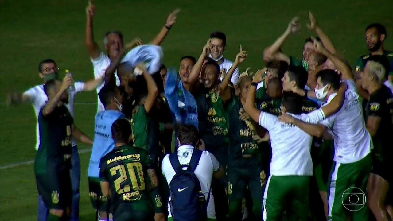 Palmeiras garante vaga na final da Libertadores