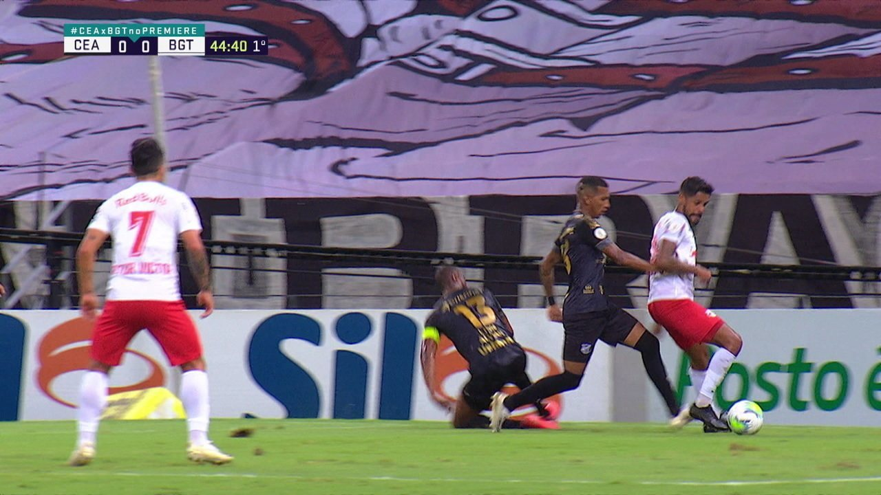Melhores momentos: Ceará 1 x 2 Bragantino pela 30ª rodada do Brasileirão 2020