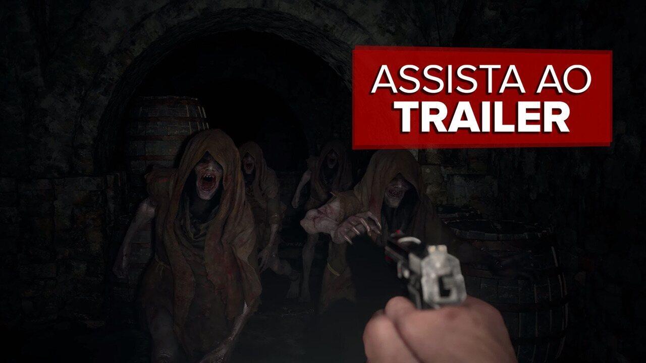 Assista ao trailer de 'Resident Evil Village'