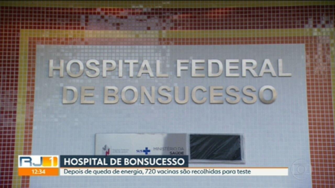 Diretor do Hospital Geral de Bonsucesso é exonerado