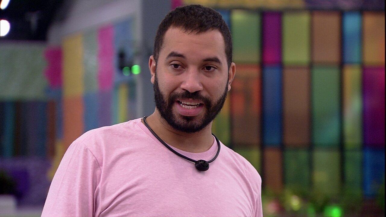Gilberto fala da dancinha marcante e o início do 'Gil do Vigor'