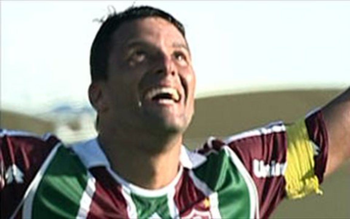Check out all the goals from Washington for Fluminense Brasileirão in 2008