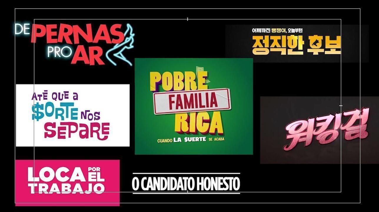 Veja como comédias brasileiras foram refilmadas na Coreia do Sul e México