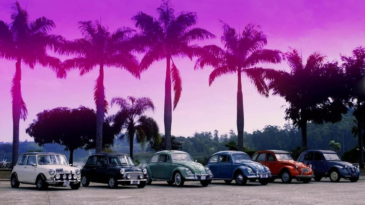 A mecânica de três carros revolucionários: Volkswagen Fusca, Citroën 2CV e Mini Cooper