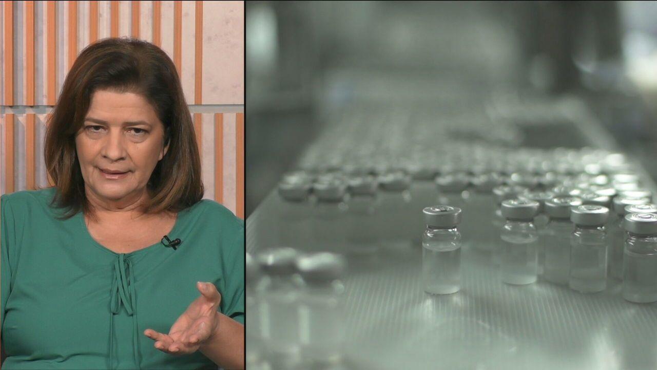 Fiocruz recebe no sábado (6) primeiro lote de matéria-prima para produzir vacina de Oxford