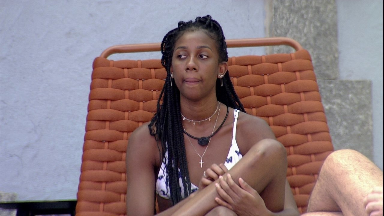 Camilla, Gilberto e Viih Tube conversam sobre Lumena: 'Ela precisa ter mais cuidado'