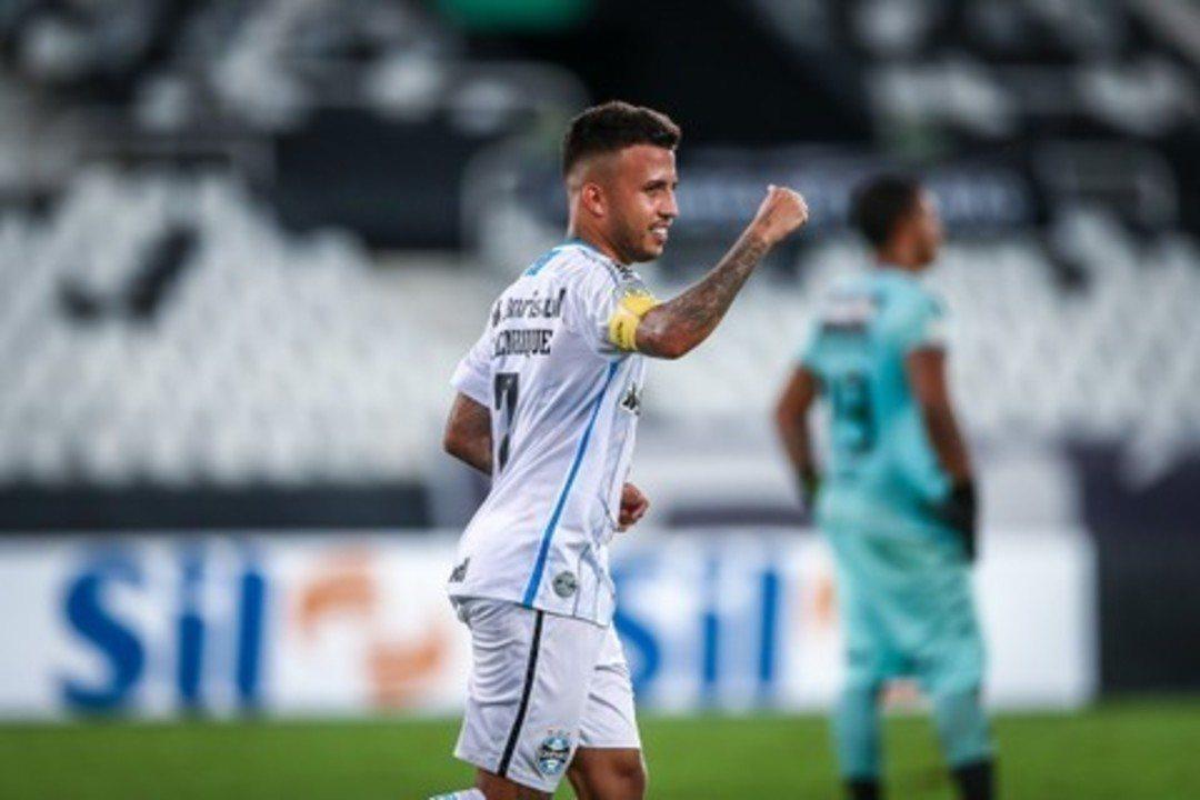 Matheus Henrique revela relação com Palmeiras e que já comemorou gol do Diego Souza