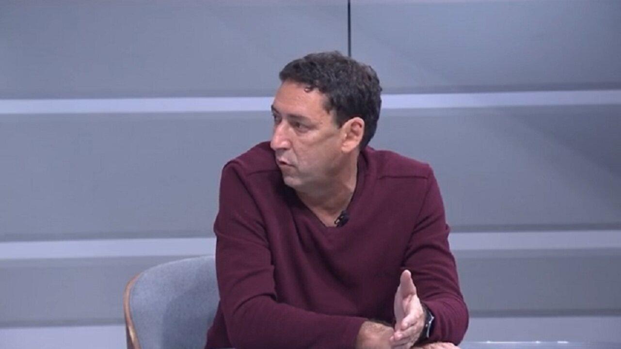 O São Paulo acertou? PVC diz que Crespo tem futuro promissor como técnico