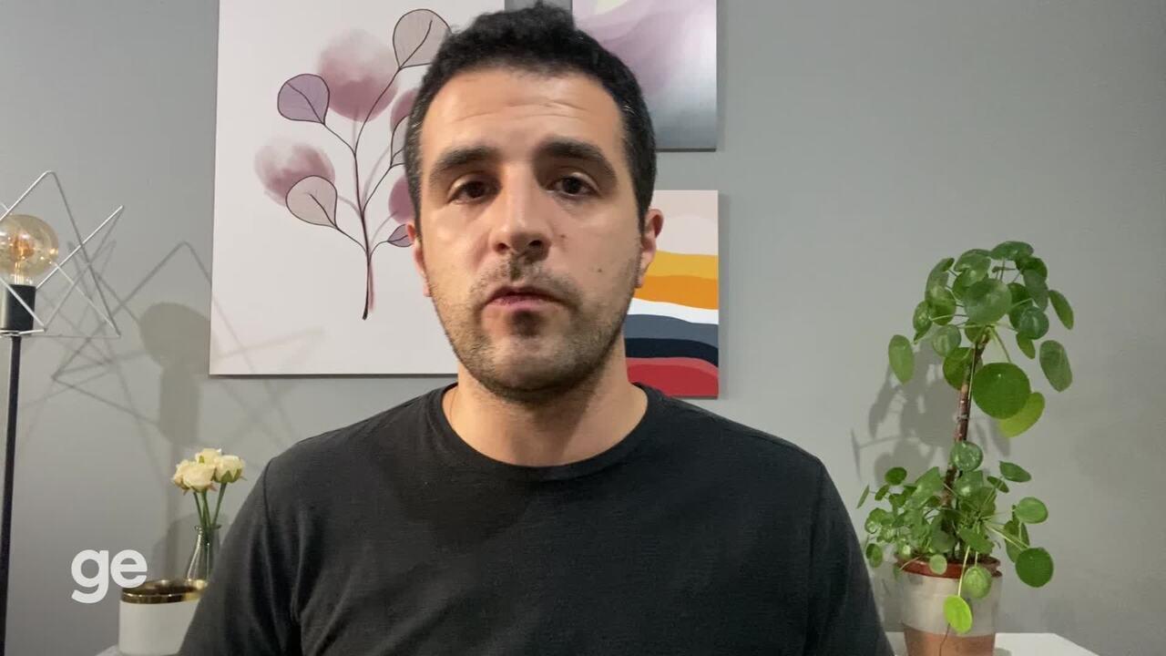 Fabrício Crepaldi fala sobre o interesse do Palmeiras em Borré, do River Plate