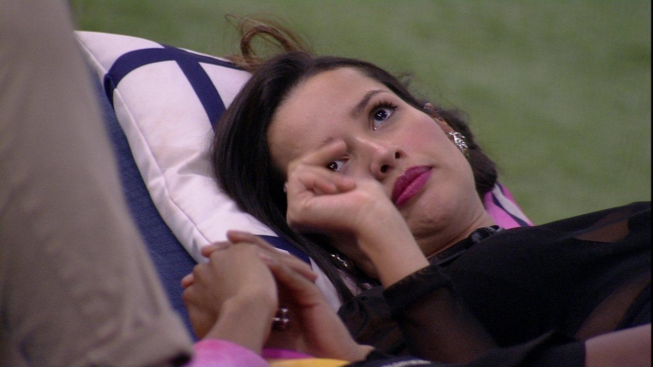 Juliette critica atitudes de brother do BBB21: 'Revertia o jogo e me botava como errada'