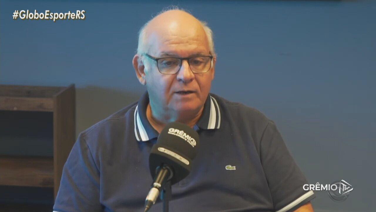Presidente do Grêmio confia no título da Copa do Brasil