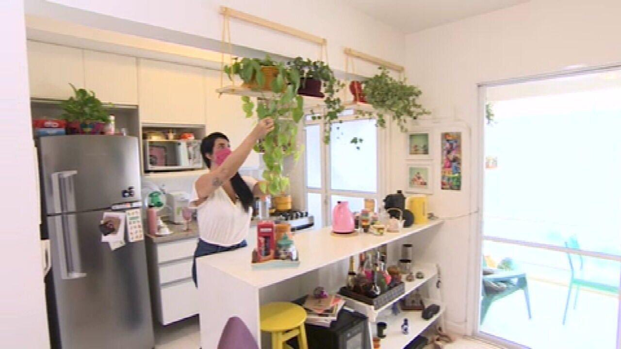 Pequenos empresários investem em novidades no setor de plantas e flores