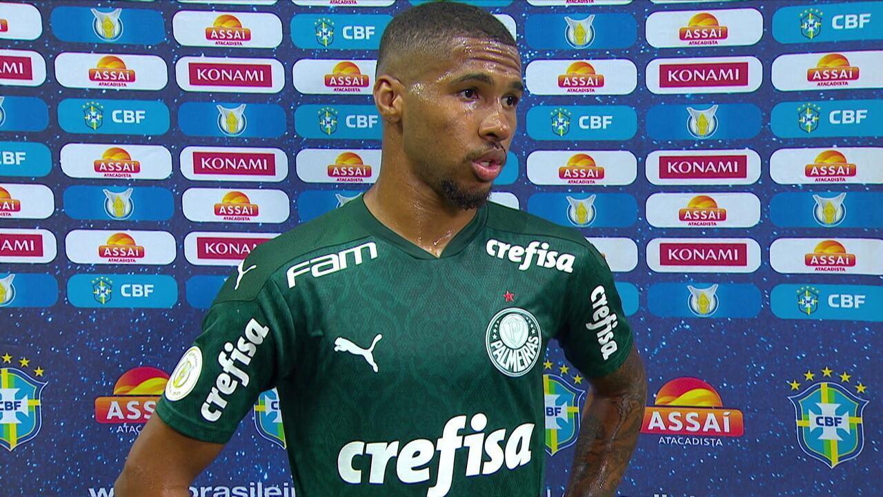 """Wesley fala sobre retorno após lesão e projeta final da Copa do Brasil: """"Precisamos melhorar em tudo"""""""