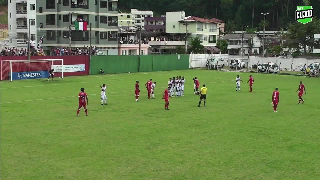 Melhores momentos de Rio Branco VN 2 x 0 Serra, pelo Campeonato Capixaba 2021