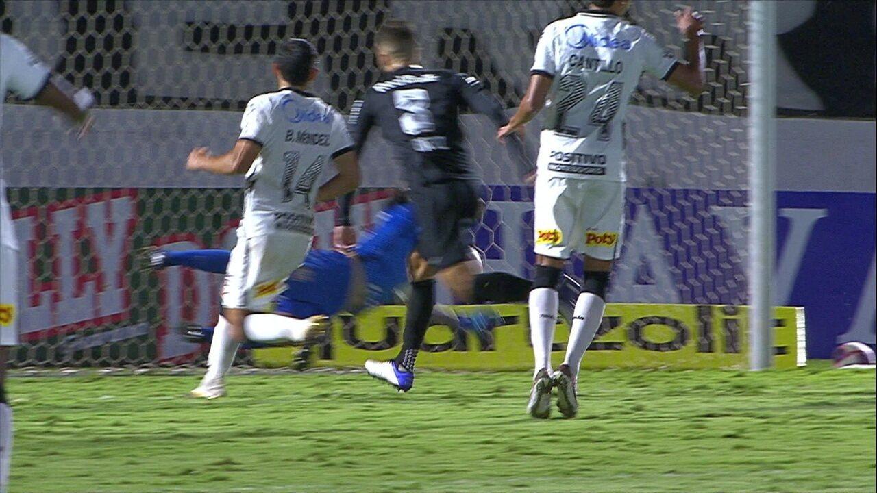 Melhores Momentos: Bragantino 0 x 0 Corinthians pela 1ª rodada do Campeonato Paulista