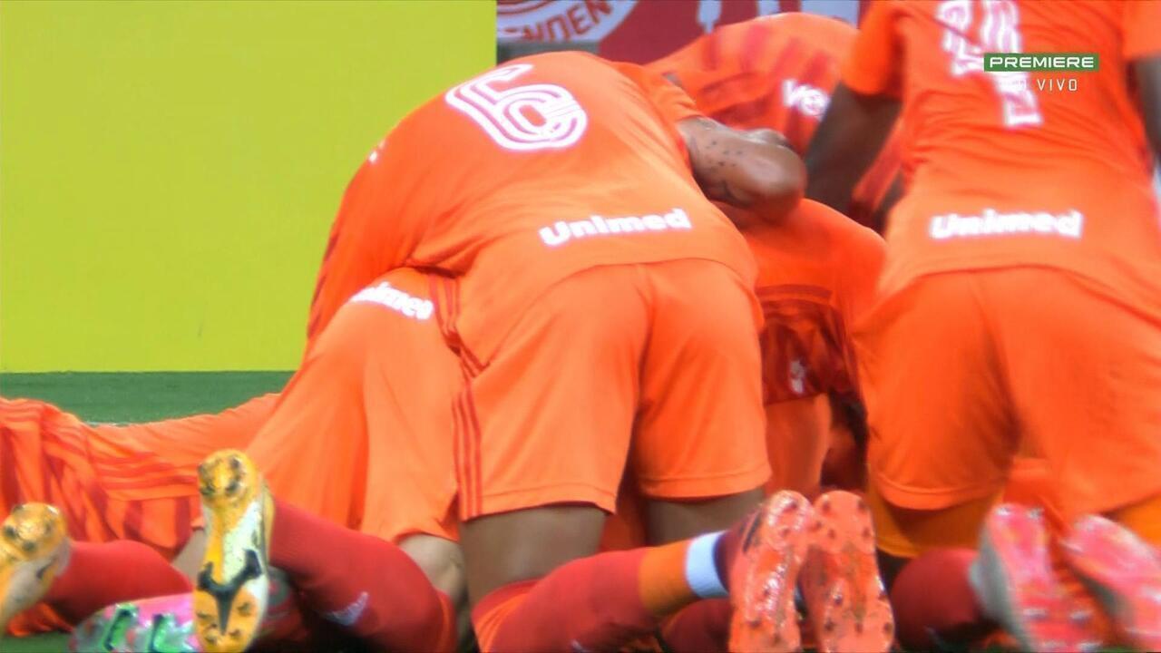 Veja os melhores momentos de Inter 1x0 Juventude pela 1ª rodada do Gauchão