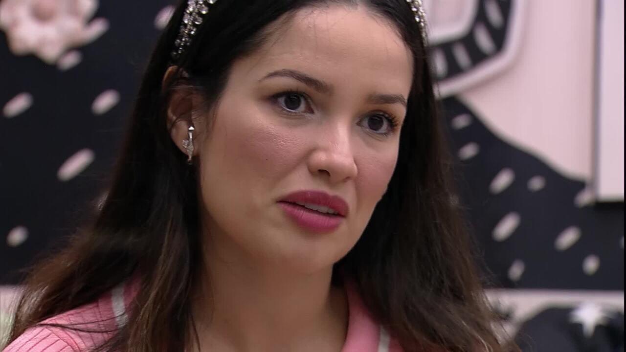 Juliette desabafa com Viih Tube após Jogo da Discórdia: 'Dói não estar em primeiro lugar'
