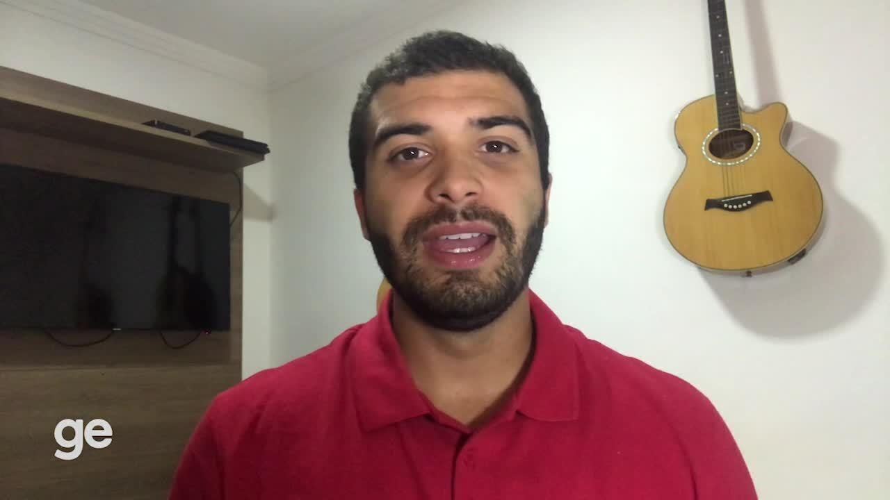 Eduardo Rodrigues traz informações sobre o São Paulo