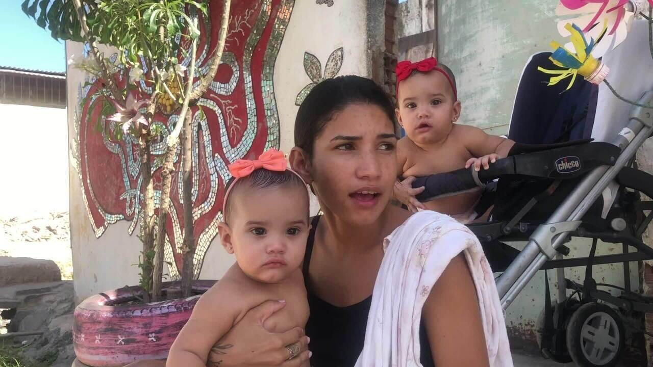 'Morar aqui é confuso', diz jovem que vive no limite entre o Recife e Olinda