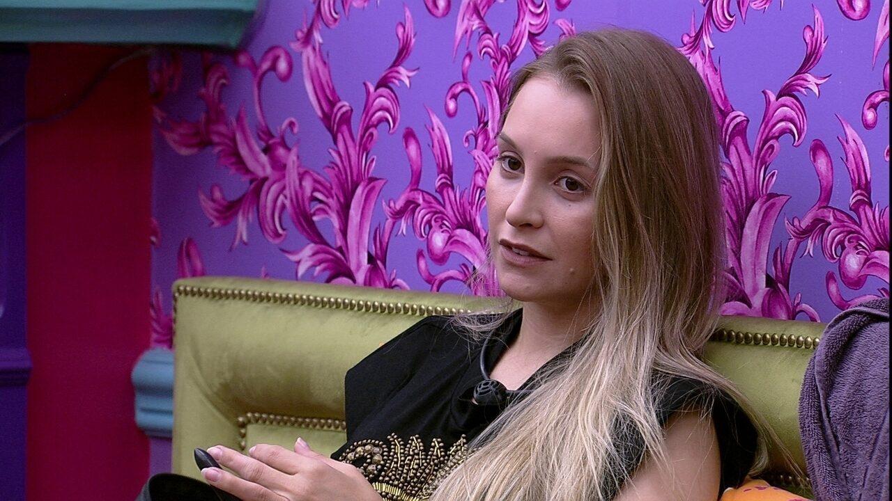 Rodolffo pede desculpas para Carla Diaz no BBB21