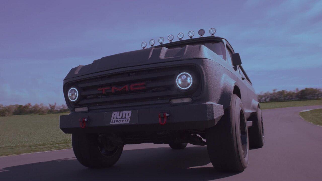 Chevrolet C10 do ator Rafael Cardoso passa por transformação completa
