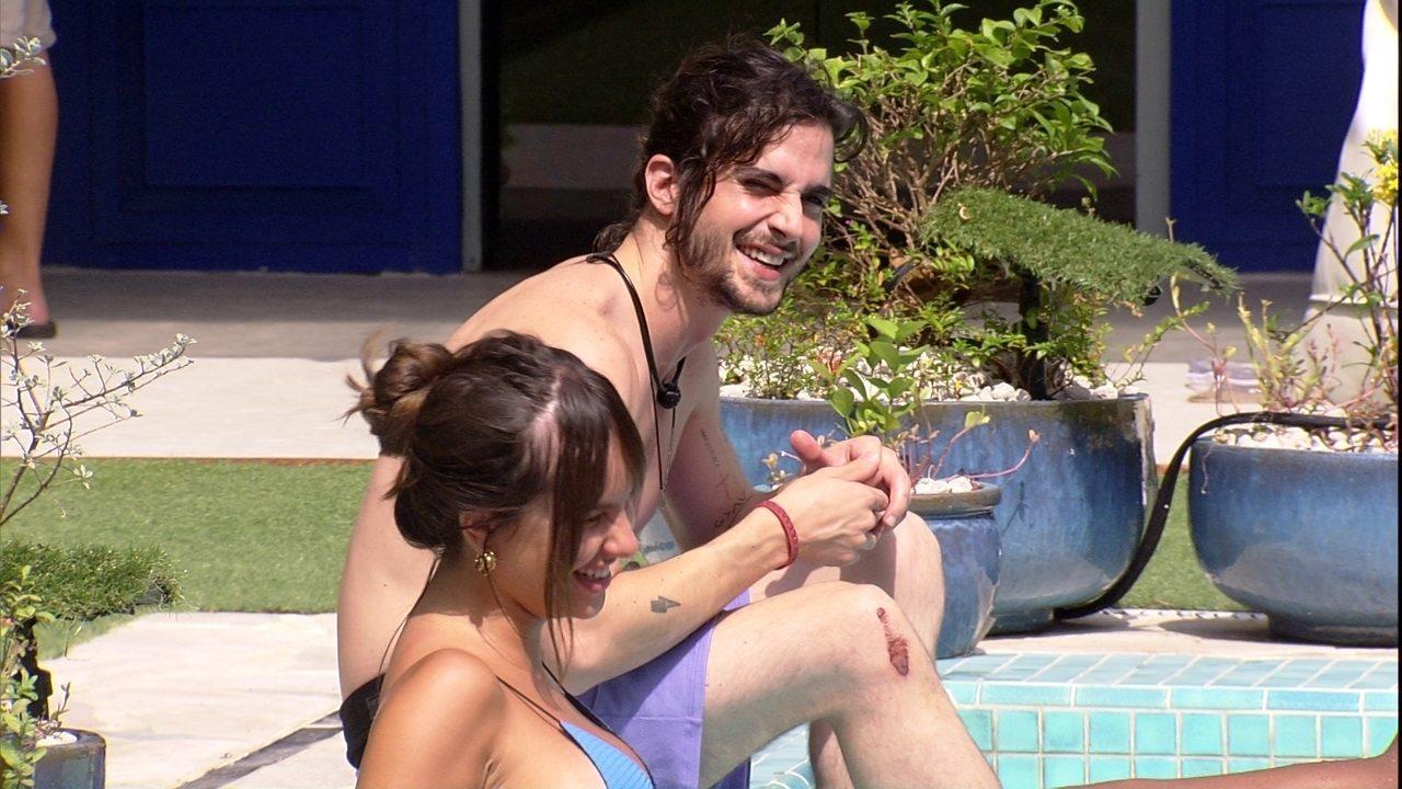 Fiuk conta como conheceu ídolos do Paramore