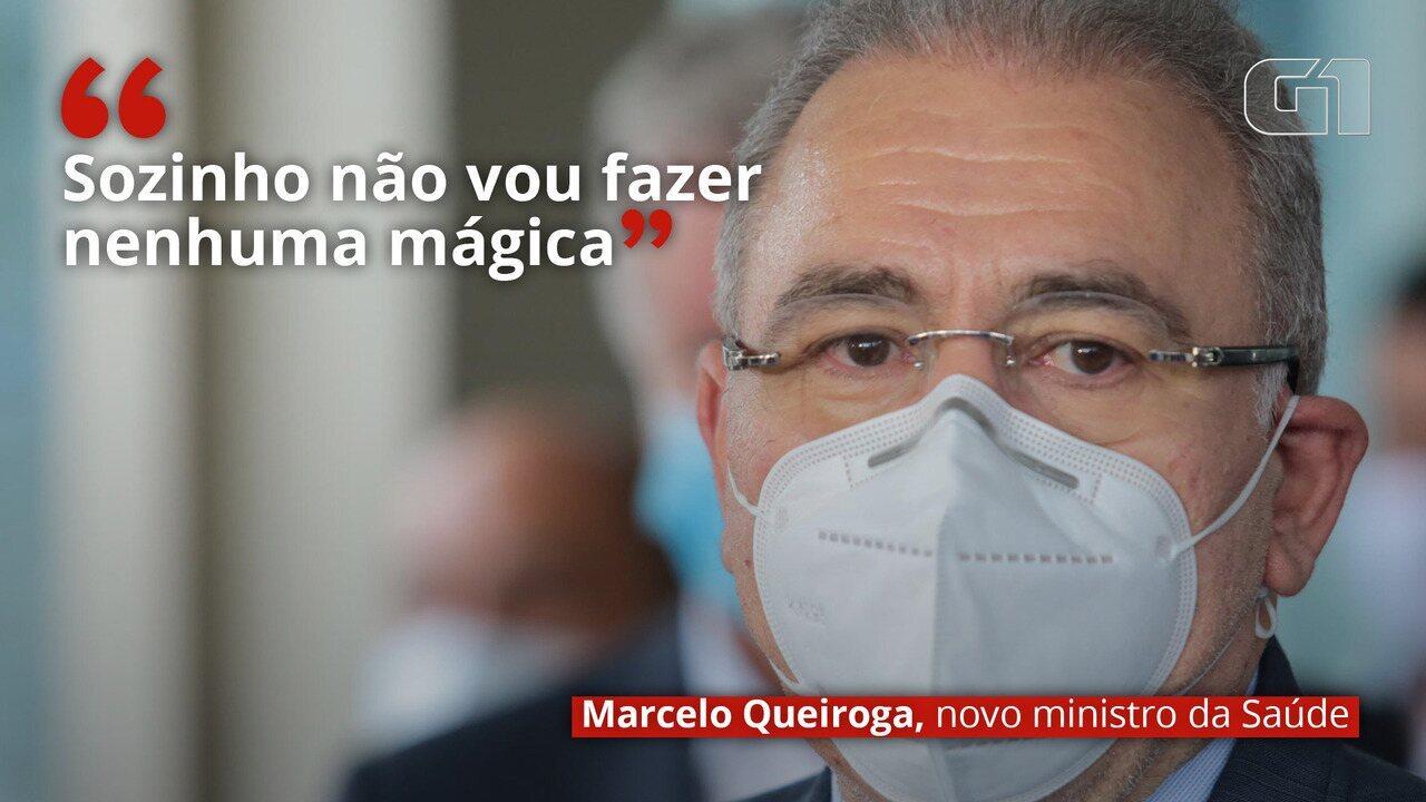 'Sozinho não vou fazer nenhuma mágica', diz Marcelo Queiroga