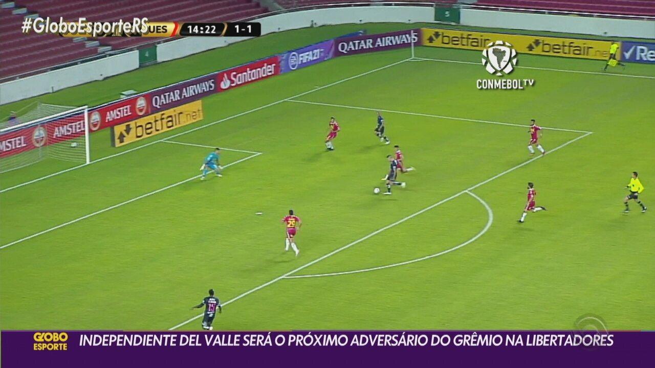 Independiente del Valle vence e é o próximo adversário do Grêmio na Libertadores