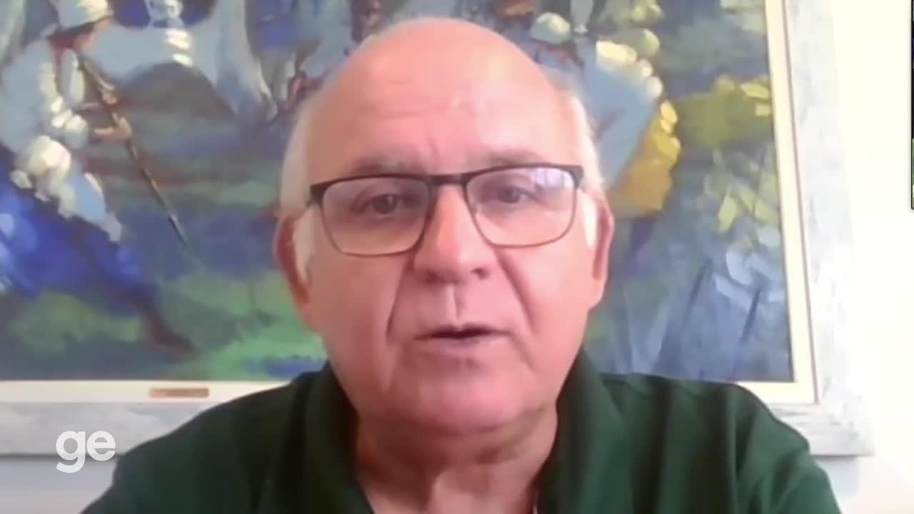Romildo Bolzan fala sobre negociações, Douglas Costa e a situação de Jean Pyerre