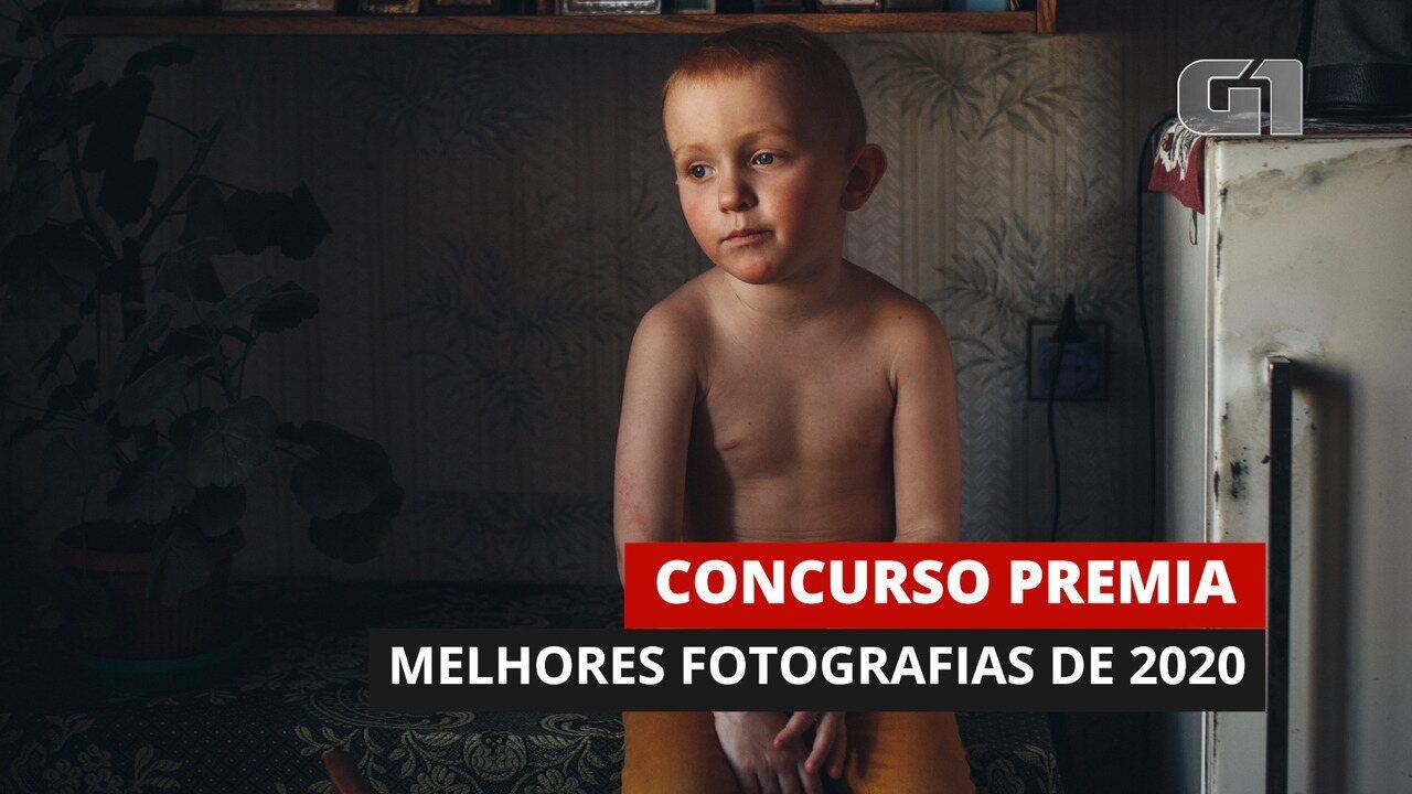 Concurso premia melhores fotografias de 2020