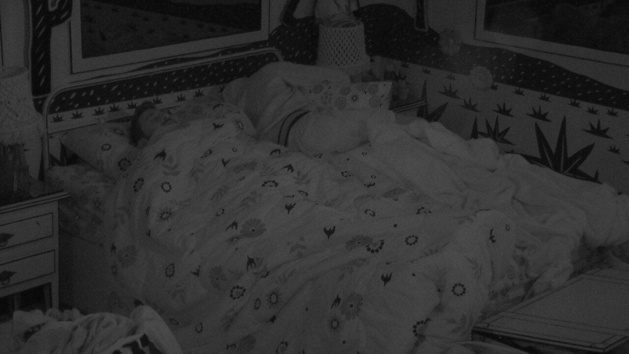Após noite de consagração de Gilberto como Líder, todos dormem na casa do BBB21