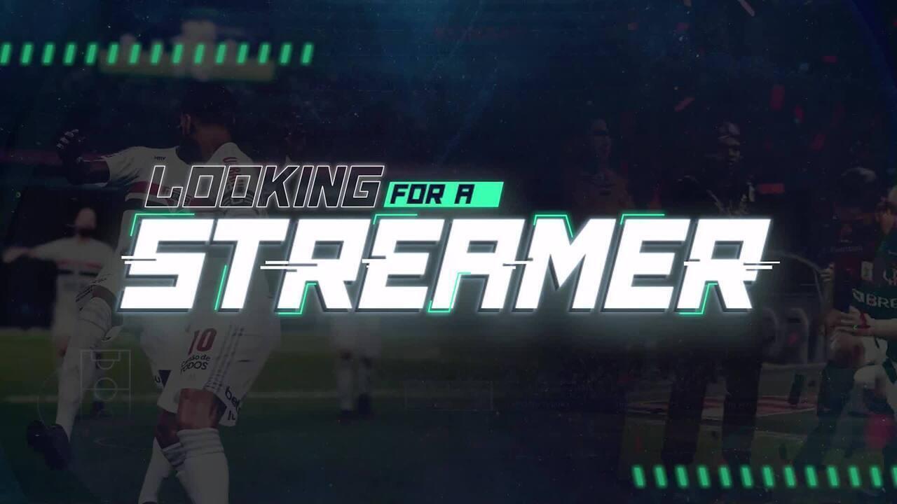 Looking for a Streamer: reality de PES é anunciado