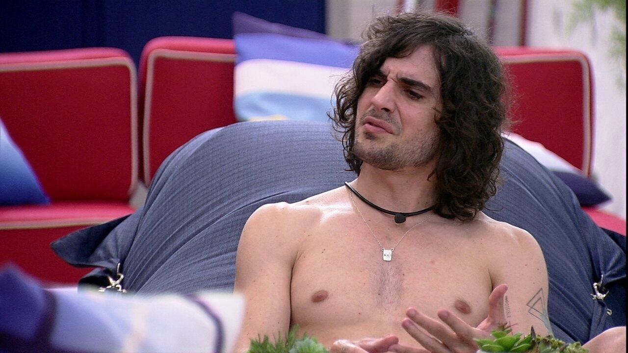 Fiuk desabafa sobre Juliette: 'Esperando você dar uma derrapadinha para te dar rasteira'