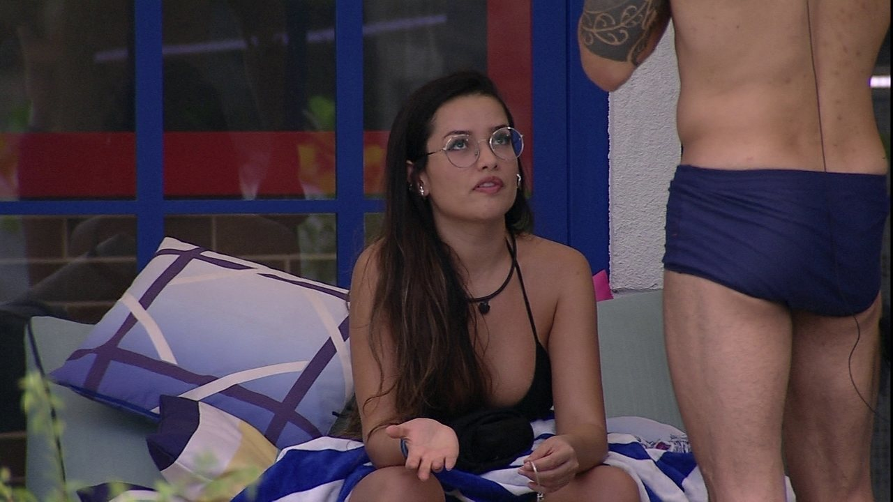 Juliette questiona Rodolffo sobre voto e brother diz: 'Não estava esperando ir pelo Líder'
