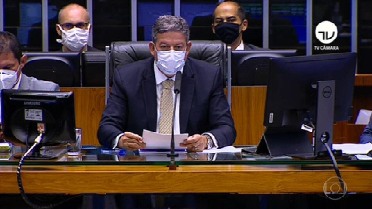 Lira diz que tudo tem limite e dá 'sinal amarelo' para o que chama de erros primários no combate à pandemia