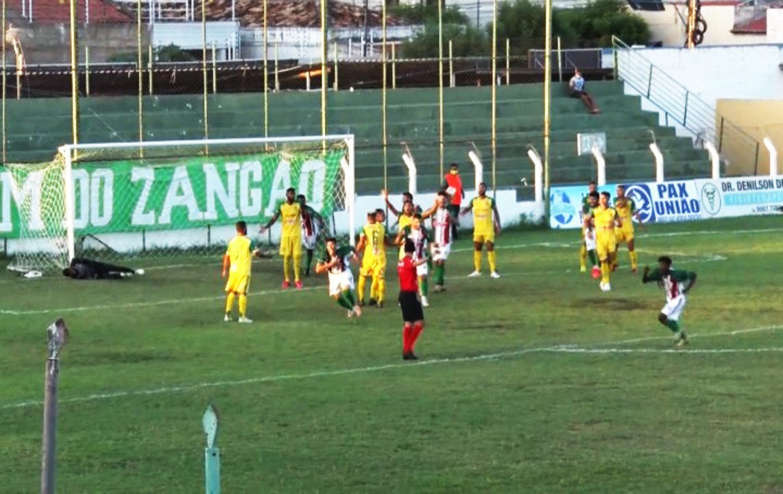 Os gols de Picos 2 x 3 Fluminense-PI pela rodada 5 do Campeonato Piauiense