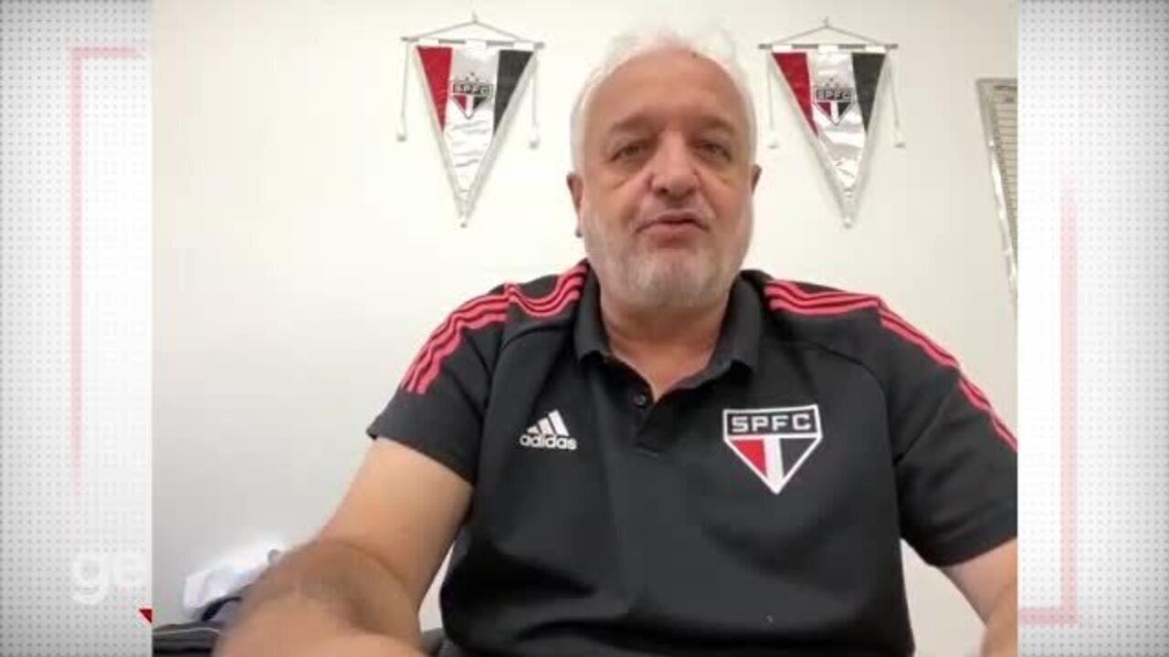 Diretor de futebol do São Paulo estima dívida com Daniel Alves em cerca de R$10 milhões