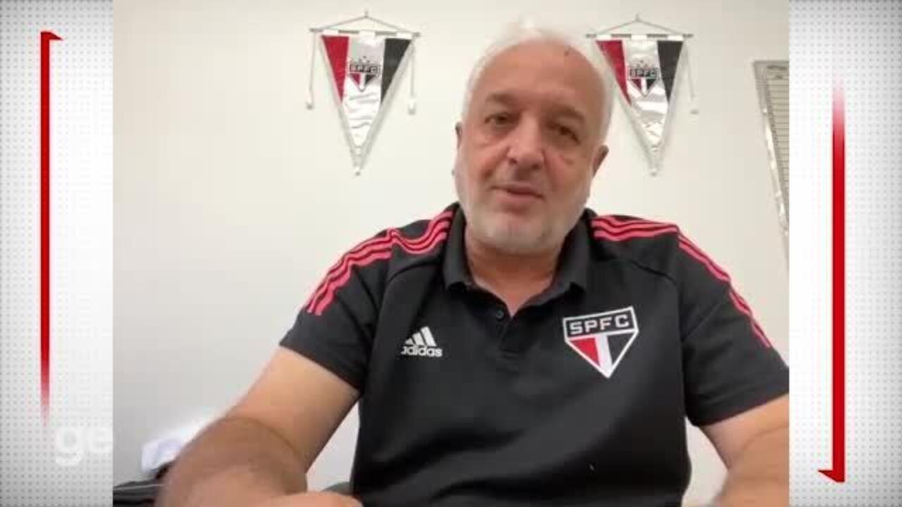 Diretor de futebol do São Paulo admite a necessidade de vender mais jogadores em 2021