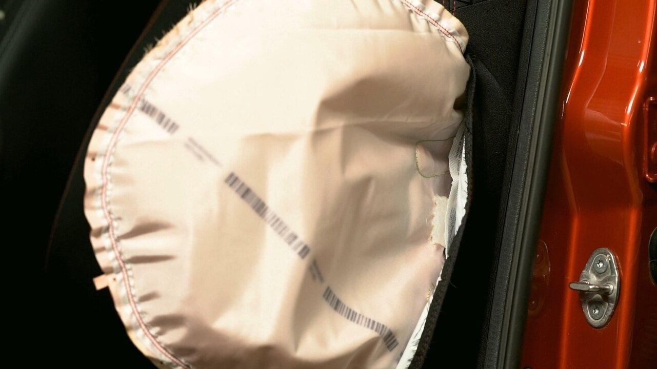 Troca do revestimento dos bancos pode prejudicar o funcionamento dos airbags