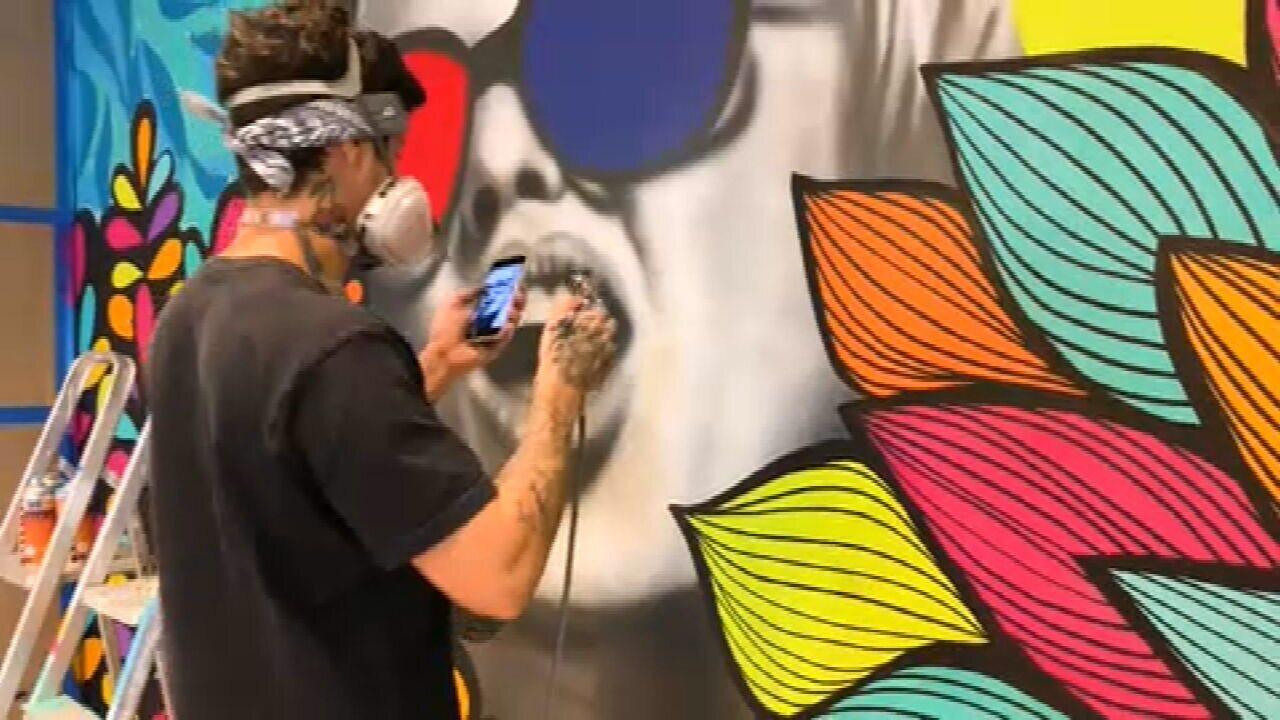 Artistas plásticos dobram faturamento durante a pandemia
