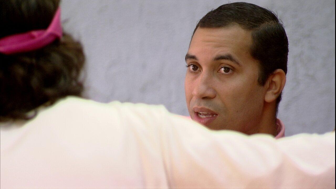 Gilberto dispara sobre possibilidade de ser o indicado da Líder Viih Tube: 'Poderia ter colocado e não coloquei´