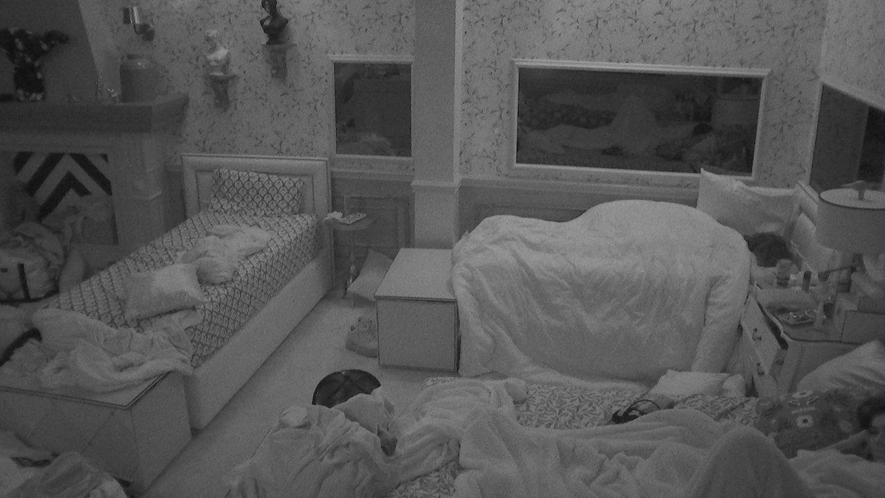 Após noite com eliminação de Rodolffo, todos dormem no BBB21