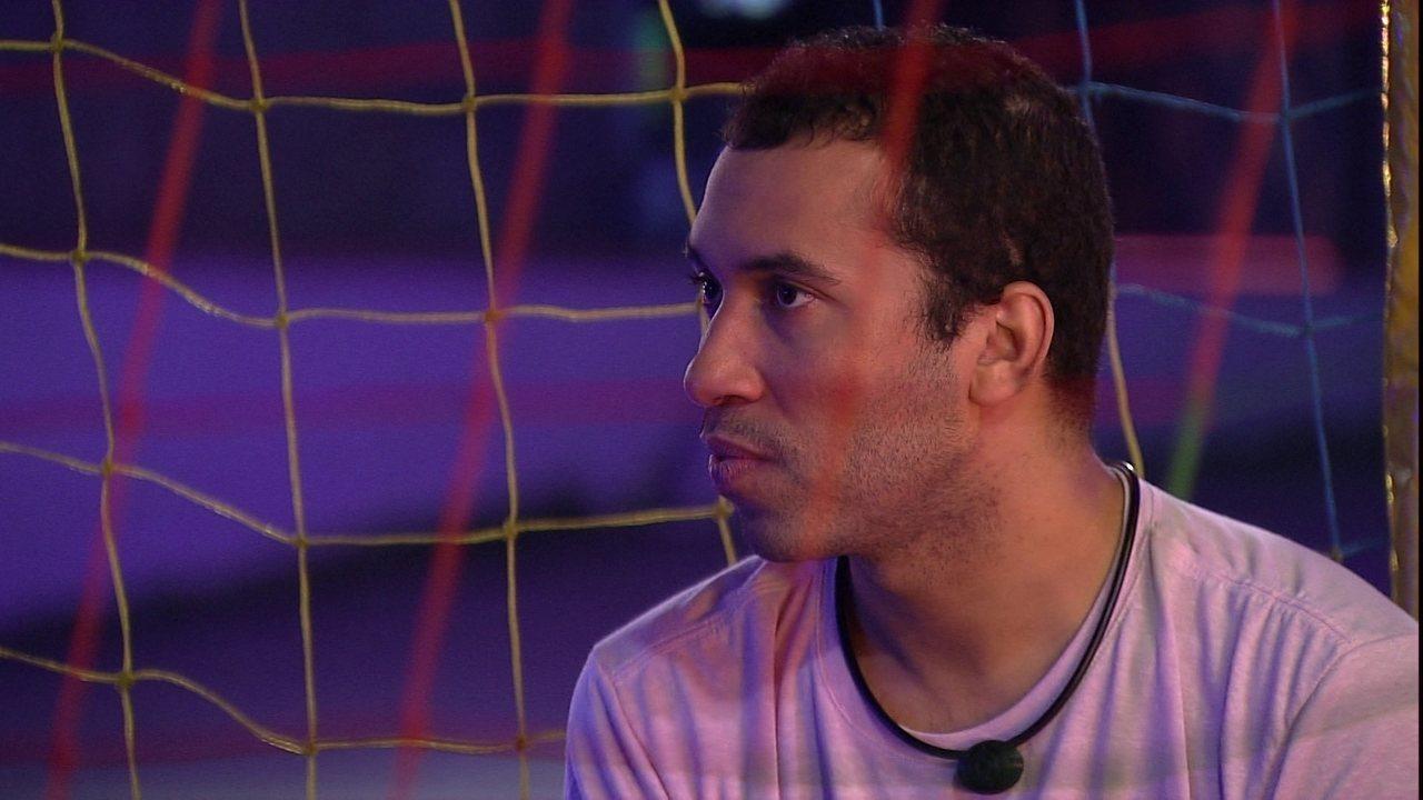 Gilberto revela sobre eliminação: 'Estava dando segundas chances, mas não para mim'