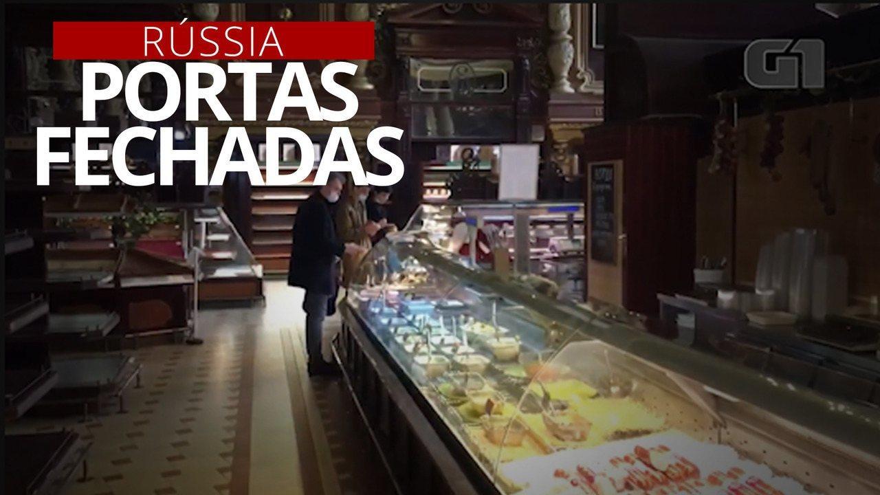 VÍDEO: tradicional supermercado Eliseevsky em Moscou vai fechar após 120 anos