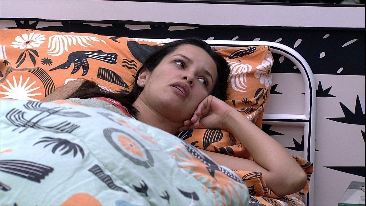 Juliette relembra relação com Thaís no BBB21: 'Eu não entendia o jogo dela'