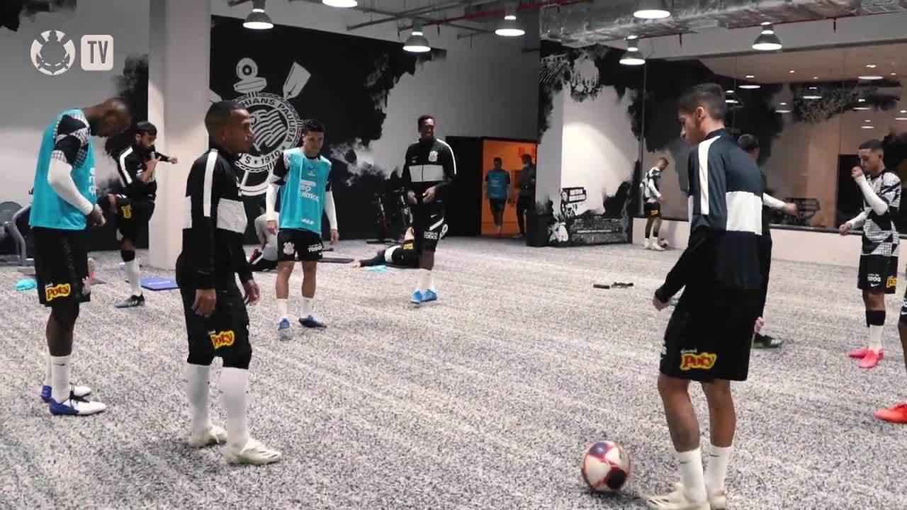 Confira os bastidores da vitória do Corinthians sobre o Ituano pelo Campeonato Paulista