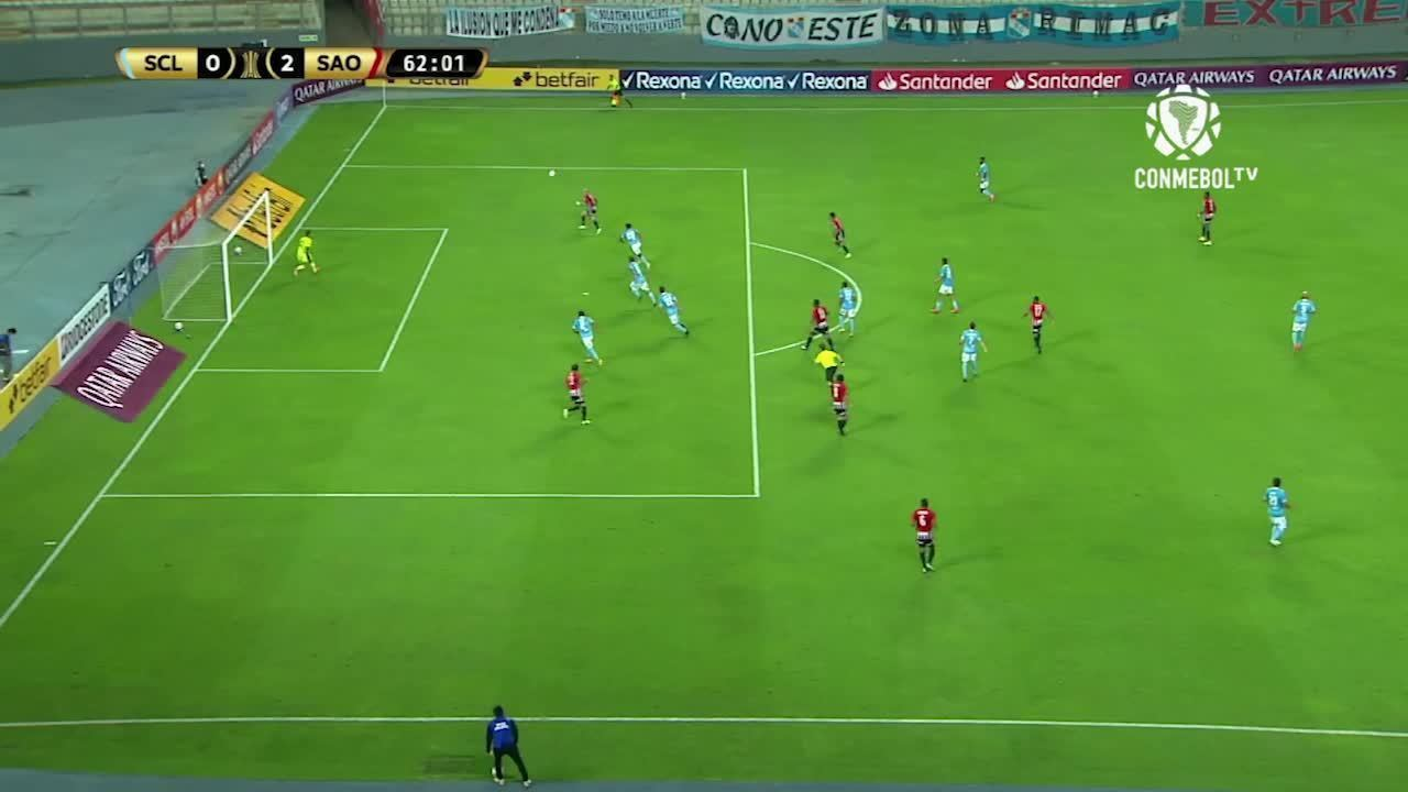 Melhores momentos: Sporting Cristal 0 x 3 São Paulo, pela 1ª rodada da Libertadores
