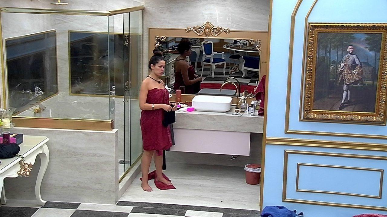 Gilberto especula sobre saída de João Luiz e Juliette diz: 'Vai ser na cabeça da gente'
